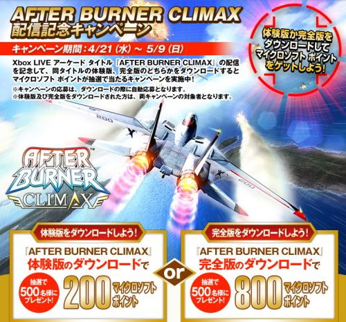 0422)[(360/PS3)AFTER BURNER CLIMAX(アフターバーナー